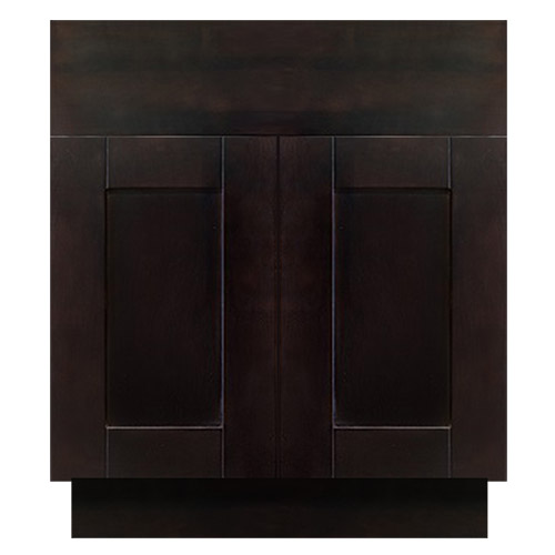 Anchester Espresso Shaker Bathroom Vanities