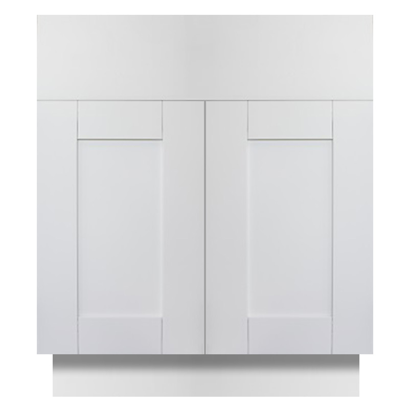 Anchester White Shaker Bathroom Vanities