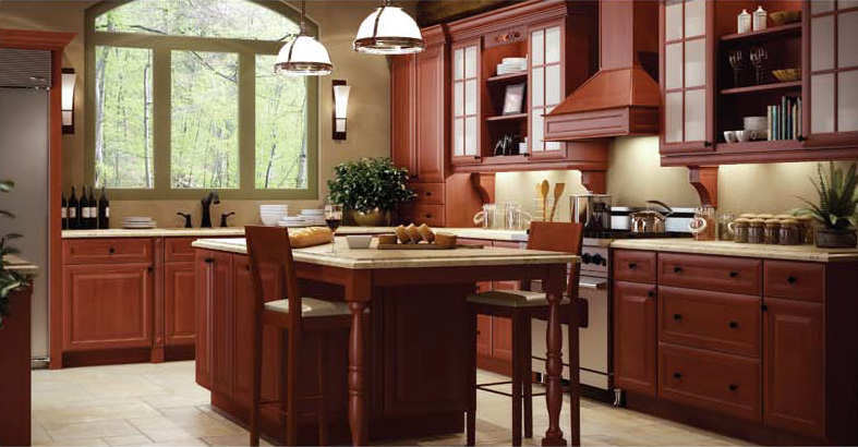 Cider Collection Kitchen Cabinets
