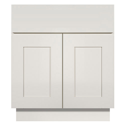 Easton White Shaker Bathroom Vanities