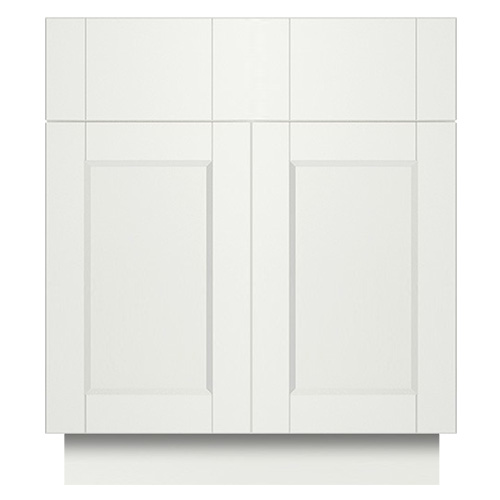 Whistler White Bathroom Vanities