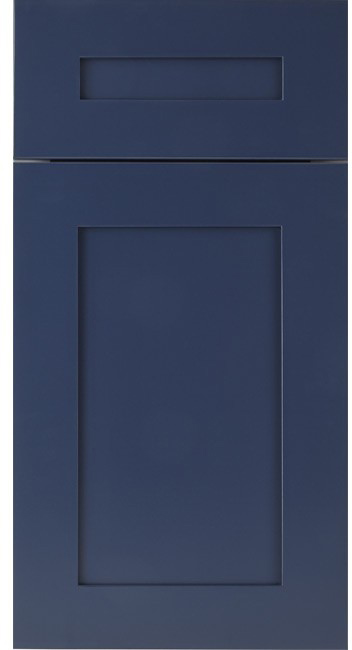 Navy Blue Shaker Bathroom Vanities