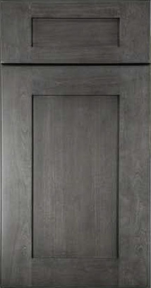 Slate Grey Shaker Bathroom Vanities