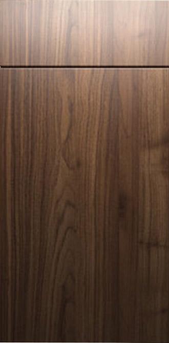 Walnut Frameless Sample Door Rta Cabinet Store